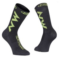 Calcetines Northwave Extreme Air Negro Lima